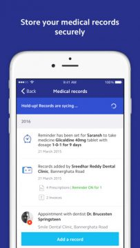 practo medical apps